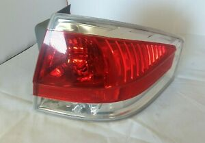 Used Tail Light For 2008 Ford Focus Driver Side Rh Passenger Side
