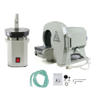 Wet Dental Model Trimmer Dentist Driller Lab Laser Pindex Drill Pin Machine Us