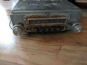 Vintage 1950 S Ford Fomoco Car Radio Parts 64c522049