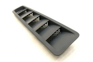 New Oem Ford Hood Scoop Louver Insert Left Dr3z 16c929 abptm Mustang 2013 2014