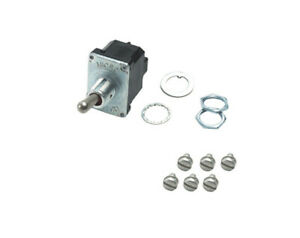 Snorkel 3020017 Toggle Switch 3 Position Mom on off Dpdt Sealed