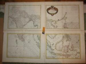 1771 Xl S East Asia China Taiwan Philippines Vietnam Thailand India Indonesia