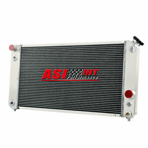 Asi 3 Row Radiator For 1996 2005 1997 1998 04 Chevy Blazer Astro S10 Gmc Jimmy