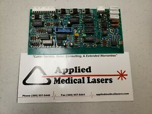 Cynosure Hoya Conbio Medlite Power Control Pcb Laser Pn 619 5400 Rev E For Parts