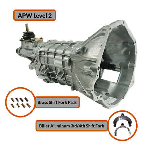 Apw Level 2 Tremec Tr 3650 5 Speed Transmission 2001 2004 Ford Mustang 4 6l Ford
