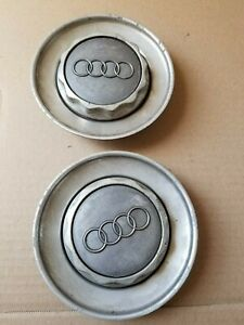 2x Genuine Oem Audi A6 All Road Mk4 Jetta Gli Bbs Rc Wheel Center Caps