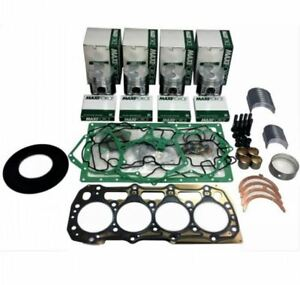 Case Ih 410 Sr130 Skid Steer Loader Engine Overhaul Rebuild Kit