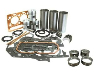 Allis Chalmers 160 6040 Tractor 3 Cyl Perkins Engine Overhaul Rebuild Kit