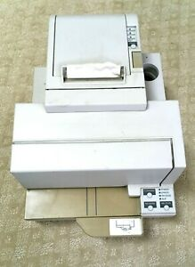 Used Epson Tm h5000ii M128c Pos Thermal Printer Check Reader Made In Japan