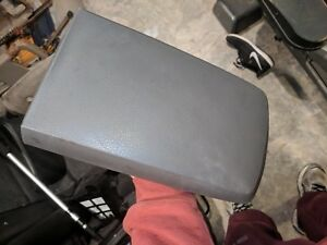 2002 2003 2004 2005 Ford Explorer Center Console Arm Rest Lid Gray Armrest