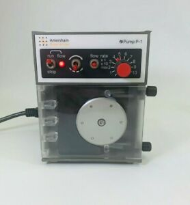 Pharma Biotech Pump P 1 Amersham Biosciences Peristaltic Pump