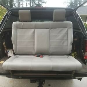 2007 2017 Jeep Wrangler Jk Rear Bench Seat