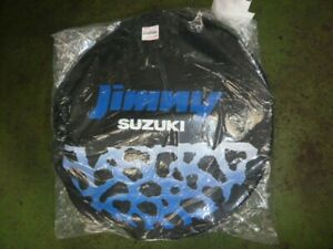 Suzuki Jimny Samurai Spare Soft Tire Tyre Cover Genuine Suzuki Parts Brand New