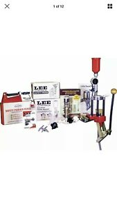 Lee Precision Classic 4-Hole Turret Press Kit - LP90304