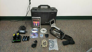 Flir Systems Thermacam P60 Infrared Thermal Imaging Camera Bundle
