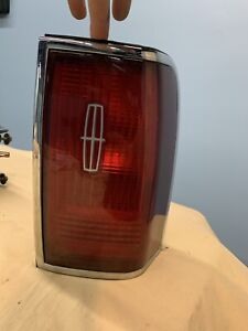 1996 Lincoln Town Car Tail Light Assembly Left Drivers Side Oem