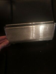 1962 62 Buick Invicta Ash Tray Cigarette Lighter Chrome Oem Electra Lesabre