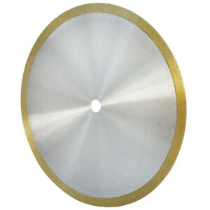 Premium 10 Continuous Rim Diamond Tile Blade Saw Wet For Smooth Fast Cutting