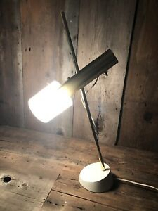 Vintage Atomic Mid Century Modern Table Lamp
