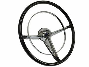 1955 1956 Gm Full Size Oe Style Steering Wheel Kit 18 Diameter