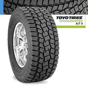 35x12 50x20 Toyo Open Country A t Ii 35x12 50r20 New Set Of 4 Free Shipping A t