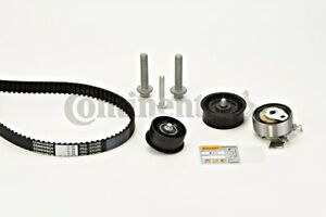 Contitech Timing Belt Pulley Kit For Opel Astra G H Gtc Twintop 1 4 1 8l V8 L4