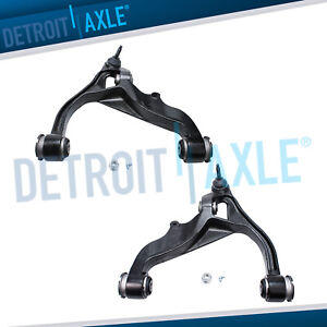 4wd Front Lower Control Arms Ball Joints For 2006 2007 2017 Dodge Ram 1500
