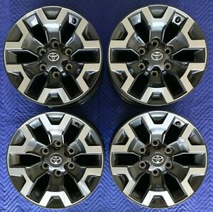 Toyota Tacoma Trd Oem 16 Wheels Very Clean Condition