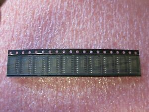 74f193sc Ic Counter Shift Register Up down Binary 16 pin Soic lot Of 10