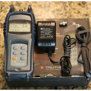 Trilithic Tr 2 Cable Signal Level Meter Tr2 Catv Installers Tester Digital