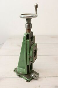 Atlas Craftsman 101 618 6 Lathe Milling Attachment Assembly As Found As Shown