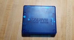 Absolute One 1 Premier Edition Authentic Vintage Card Reader Programmer 9 Pin