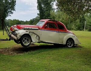 1940 Chevy Master Deluxe Coupe Cowl Firewall Air Vent Chevrolet Project Parts