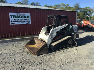 2012 Terex Pt50 Compact Track Skid Steer Loader Only 1700 Hours Coming Soon