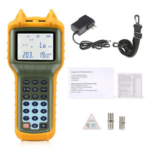 Ry S110 Catv Cable Tv Handle Digital Signal Level Meter Db Tester 47 870mhz