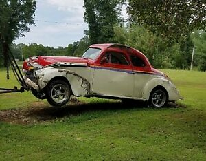 1940 Chevy Master Deluxe Coupe Hood Springs Chevrolet Parts