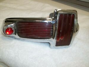 1941 42 Buick Taillight Assembly Pair 40 60 90 Series
