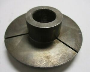 Used Double End Collet For Alltool Van Norman 777 Brake Lathe 3 5 1 Arbor