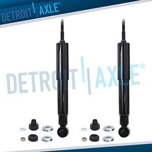 2wd 1997 2002 Ford F 150 Expedition Lincoln Navigator Pair Front Shocks Absorber
