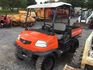 Kubota Rtv | MCS Industrial Solutions and Online Business