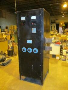 Rectifier 12 Volt 2000 Amp Air Cooled Industrial Rectifier 460vac 3 60 In Used
