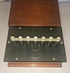 Vintage Leeds Northrup Scientific Equipment