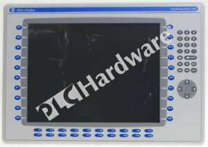 Allen Bradley 2711p rdb15c b Color Display For Panelview Plus 1500 Scratches