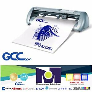 Gcc Puma Iv P4 60 Vinyl Cutter For Sign And Htv 24 61 Cms free Shipping