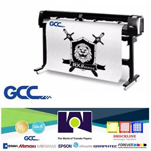 Gcc Rxii 183s 72 Vinyl Cutter For Sign And Htv 72 183 Cms Free Shipping