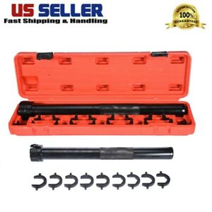 Installer Remover Crews Foot Wrench Set Auto Car Truck Inner Tie Rod Tool Kits
