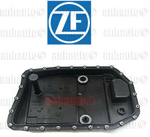 Bmw Automatic Transmission Oil Pan And Filter Kit Zf Parts 24152333907 Oem