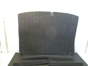 2006 Acura Rsx Base Oem Trunk Carpet Hatch Floor Mat Black D