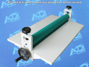 Intbuying 29 5 Manual Cold Roll Laminator Machine Office Equipment