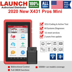Launch Creader Cr9081 Obd2 Code Reader Abs Airbag Sas Tpms Immo Gear Learning Us